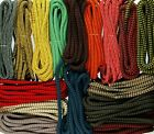 TZ Laces® 4mm cord Berghaus check pattern shoelaces Hiking/Walking/Work Boots