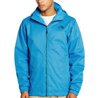 The North Face Mens Quest Hiking Insulated Waterproof Zipped Hooded Jacket Coat