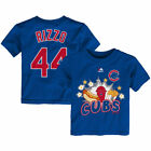 Chicago Cubs Majestic MLB Toddler Snack Attack Nn T-Shirt