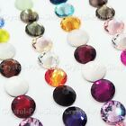 144 Genuine Swarovski ( NO Hotfix ) 9ss Crystal Rhinestone Numerous Colors ss9