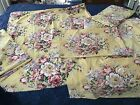 Lot of 6 pc Ralph Lauren Brooke Sophie Queen 3 Flat Sheets, 1 Fitted & 2 Cases