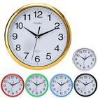 Large Vintage Round Modern Home Bedroom Retro Time Kitchen Wall Clock Quartz