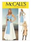 NEW DAENERYS MCCALLS GAME OF THRONES SEWING PATTERN M6941 Dress Tunic Skirt