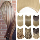 100% Real Thick Secrect Wire Headband One Piece in Invisible Hair Extensions TW5