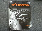 2004 2005 Honda CR250R Dirt Bike Motocross Motorcycle Shop Service Repair Manual