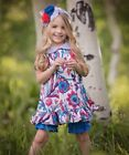 NWT Persnickety Girl's Isabelle Dress Wildflowers Collection sz 2T 4 5 6