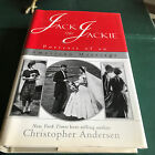 Jack and Jackie Portrait of an American Marriage Christopher Andersen HC DJ 1st