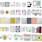 21 Patterns Metal Cutting Dies Cut Stencils DIY Scrapbook Album Paper Card Decor