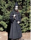 Medieval Renaissance Cloak LARP SCA COSPLAY wizard priest by GDFB-SAY