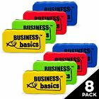 Best Magnetic Dry Erase Whiteboard Eraser 8 Pack For Dry Erase Pens and Markers