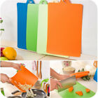 Kitchen Plastic Cutting Tool Chopping Vegetable Fruit Mat Board Ultra-thin