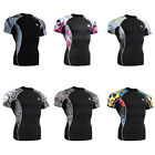 FIXGEAR C2S Compression shirt base layer skin tight under training  fitness 3