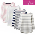 Joules Harbour Ladies Jersey Top (Y) **FREE UK Shipping**