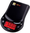Jscale JSR50 Digital Scale 50/0,01 G Fine Scale Pocket Scale Gold Scale Scale