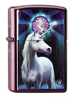 Zippo Anne Stokes Collection Unicorn 60000599 Spring 2015 Abys, Einhorn
