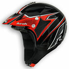 AIROH CASCO EVERGREEN CARBON GLOSS TRIAL ECA17