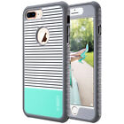 For iPhoneX 8 7 6 Plus iPhone8 Plus Case Hybrid SLIM Shockproof Protective Cover