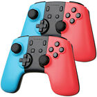 1x 2x Wireless Pro Controller Joypad Gamepad Remote for Nintendo Switch Console