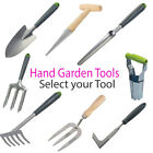 Hand Garden Allotment Tools – Flower Bed Planters Trowels Rakes Forks Weeder