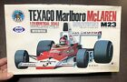 TEXACO MARLBOR0 MCLAREN M23 1/24  MARUI  MODEL KIT