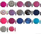 colored umbrellas - NWT Asst Misty Harbor Folding Umbrellas - Many Great Colors and Patterns