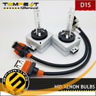 D1S D1R Bulbs + Power Cord AMP Cable Osram Philips HID OEM Headlight Replacement