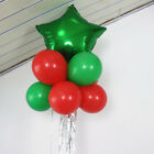 Newly New Popular Star Shaped Foil Balloons With Decorative Tinsel Foil Tassel