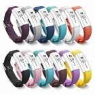 Silicone Replacement Bracelet Strap for Fitbit Alta HR and Alta Smart Fitness