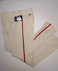 SAN FRANCISCO GIANTS MAJESTIC IVORY CREME BASEBALL PANTS  ADULT SMALL-XXL on Ebay