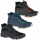 Mens Merrell Moab FST MID GoreTex Vibram Hiking Walk Trek Boots Sizes 6.5 to 14