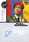 Parks and Recreation Autograph Card FA Fred Armisen as Rual