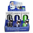 Lot 2 Peeps Eyeglass Sunglass All In One Must Tool Glasses Cleaner From Lenspen