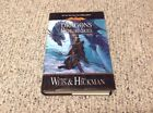 Dragons of the Highlord Skies by Tracy Hickman & Margaret Weis Hardcover DJ