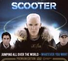 Jumping All Over the World-Whatever You Want-Prem. von Scooter | CD | gebraucht