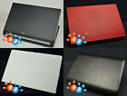 KH Laptop Carbon Leather Brushed Sticker Skin Cover for Lenovo Thinkpa E555 2015