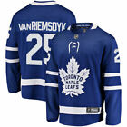 James van Riemsdyk Toronto Maple Leafs Fanatics Branded Breakaway Player Jersey