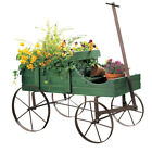 Amish Wagon Decorative Indoor / Outdoor Garden Backyard Planter