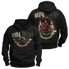 Bravado Volbeat Red King Graphic Pullover Hoody