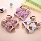 Girls' Summer Children's Shoes Casual Bowknot Sandals Princess Comfortable Shoes