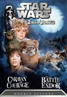 Star Wars Ewok Adventures: Caravan of Courage/ The Battle for Endor REGION 1 * фото
