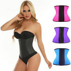 Women Latest Rubber Waist Trainer Cincher Underbust Corset Body Shaper Shapewear