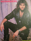 Kip Winger, Lethal Weapon, Double Full Page Vintage Pinup