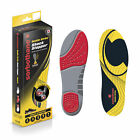 Sorbothane Double Strike Shock Stopper Replacement Insole rrp£27