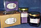 NEW Hand Poured Floral Scents Soy Candles Tarts & Votives - White Pumpkin Lilac