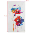 Unframed Flowers Modern Art Canvas Oil Painting Picture Print Home Wall Decor