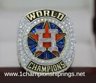 (PRE SALE) 2017 Houston Astros World Series Ring With George Springer On Side Of