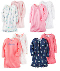 NWT ☀2 PACK☀ CARTERS PRINCESS MOUSE TEA PARTY  Pajamas NightGowns  8/10  $34