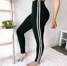 Womens High Waist Butt Lift Yoga Fitness Leggings Sports Pants Scrunch Trousers