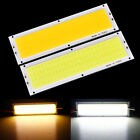 1000LM 10W COB LED Strip Light High Power Lamp Chip Warm/Cool White 12V-24sLA