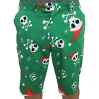LoudMouth Golf Jingle Bones Flat Front Short Brand NEW